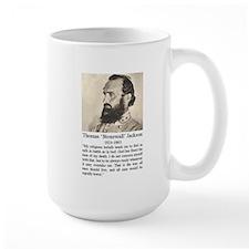 Large Stonewall Mug
