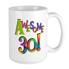 Awesome 30 Birthday Mug
