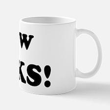 Drew Rocks! Mug