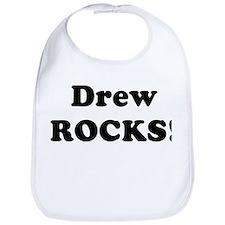 Drew Rocks! Bib