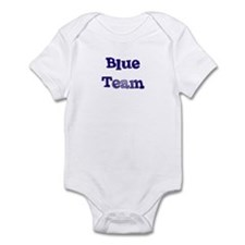 Blue Team Onesie