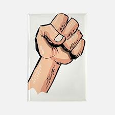 Fist Rectangle Magnet