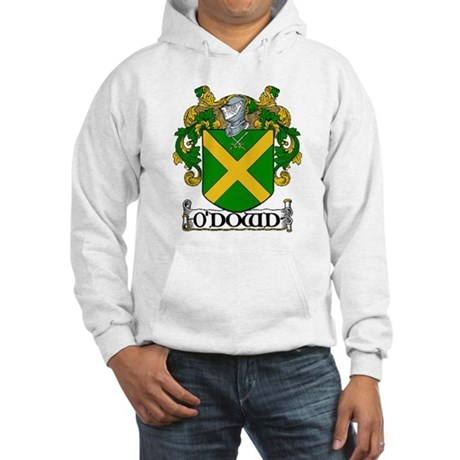 O'Dowd Coat of Arms Hooded Sweatshirt