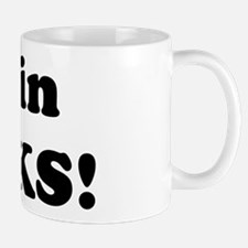 Devin Rocks! Mug