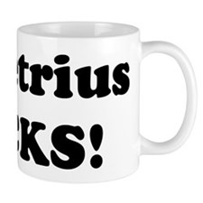 Demetrius Rocks! Mug
