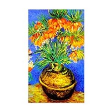van gogh frittilaries Decal