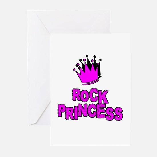 "RockBaby ""Princess"" Greeting Cards (Pk of 10)"