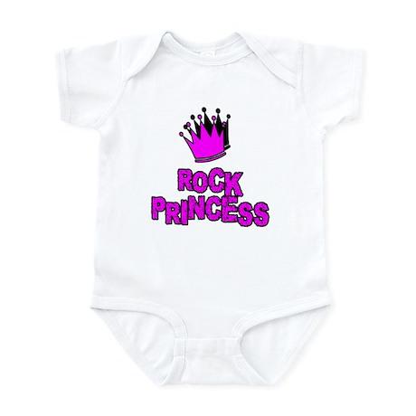 "RockBaby ""Princess"" Infant Bodysuit"