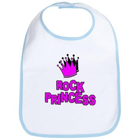 "RockBaby ""Princess"" Bib"