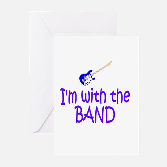 RockBaby...with the Band Greeting Cards (Package o