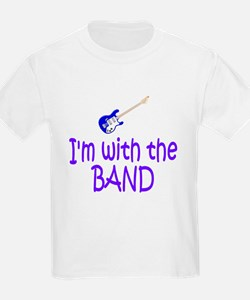 RockBaby...with the Band Kids T-Shirt