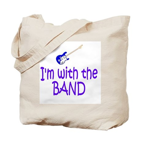 RockBaby...with the Band Tote Bag