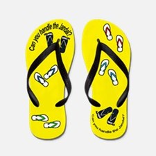 Can you handle the Jandal flip flops