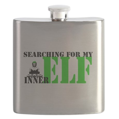 Searching for my inner elf Flask