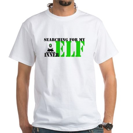 Searching for my inner elf T-Shirt