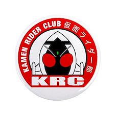 "Kamen Rider Club RD 3.5"" Button"