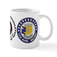 USS Guam Mugs