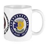 Uss guam Coffee Mugs