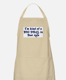 Big Deal in East Asia BBQ Apron