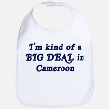 Big Deal in Cameroon Bib