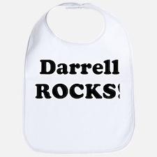 Darrell Rocks! Bib