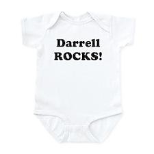 Darrell Rocks! Infant Bodysuit