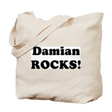 Damian Rocks! Tote Bag