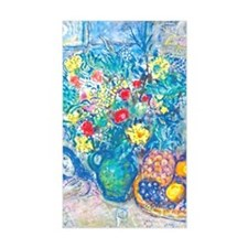 marc chagall still life Decal