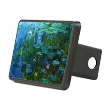 monet nymphea lily pond gi Hitch Cover