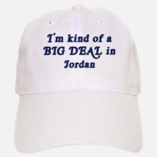 Big Deal in Jordan Baseball Baseball Cap
