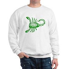 Green Scorpion Jumper