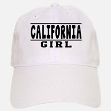 California Girl Designs Baseball Baseball Cap