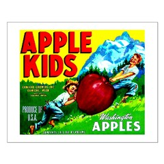 Apple Kids Brand Posters
