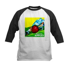 Apple Kids Brand Kids Baseball Jersey