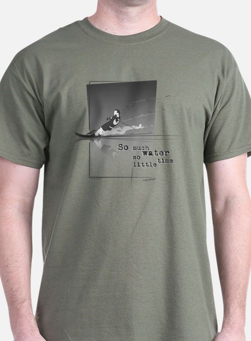 Waterski t shirts shirts tees custom waterski clothing for How much is a custom t shirt