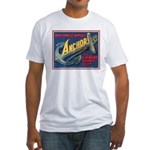 Anchor Brand Fitted T-Shirt