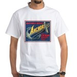 Anchor Brand White T-Shirt