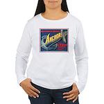 Anchor Brand Women's Long Sleeve T-Shirt