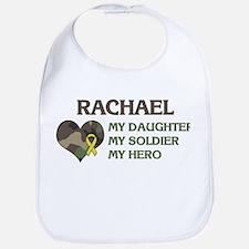 Rachael: My Hero Bib