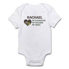 Rachael: My Hero Infant Bodysuit