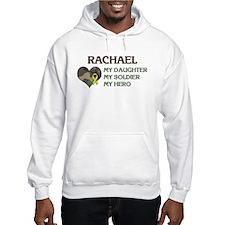 Rachael: My Hero Hoodie Sweatshirt