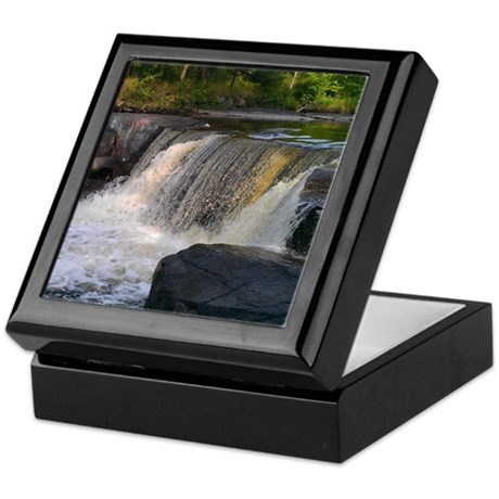 falls sq Keepsake Box