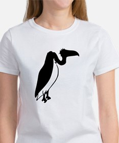 Black Vulture Silhouette T-Shirt