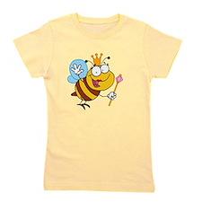 eps_1098-Cartoon-Character-Queen-Bee.png Girl's Te