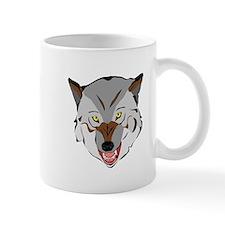 Scary Wolf Mugs