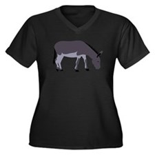 Donkey Plus Size T-Shirt