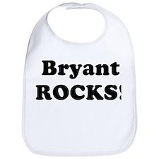 Bryant Rocks! Bib