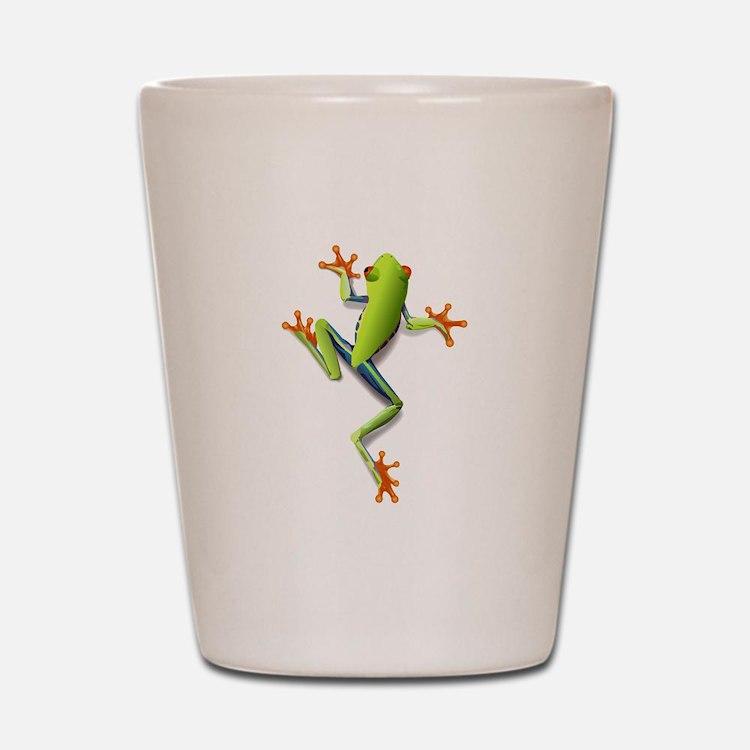 Poison Dart Frog Shot Glass