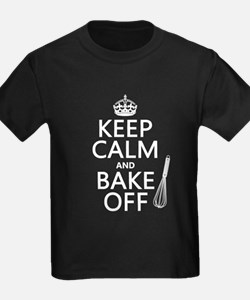 Keep Calm and Bake Off T