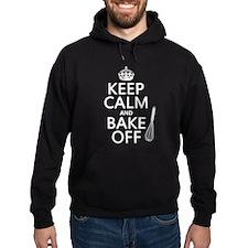Keep Calm and Bake Off Hoodie